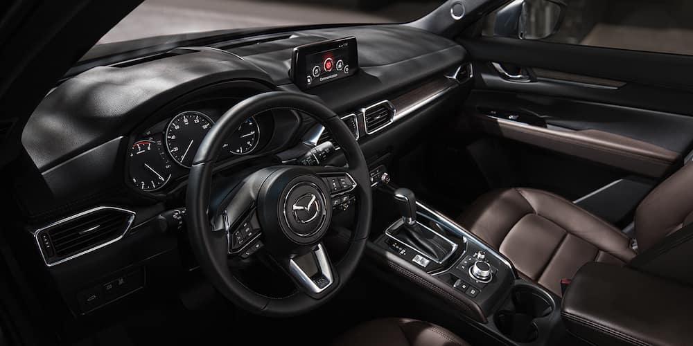 2020 Mazda CX-5 Interior Dimensions Cockpit View