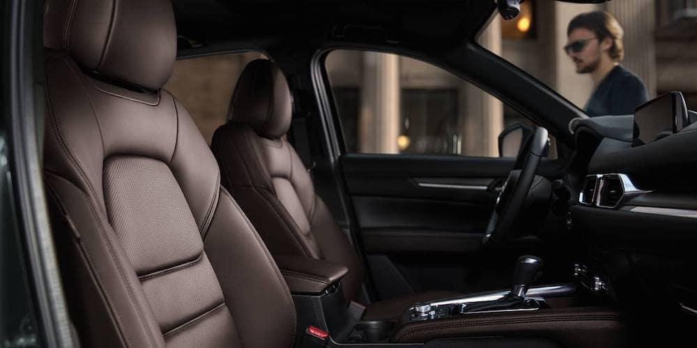 2020 Mazda CX-5 Interior Dimensions Side View