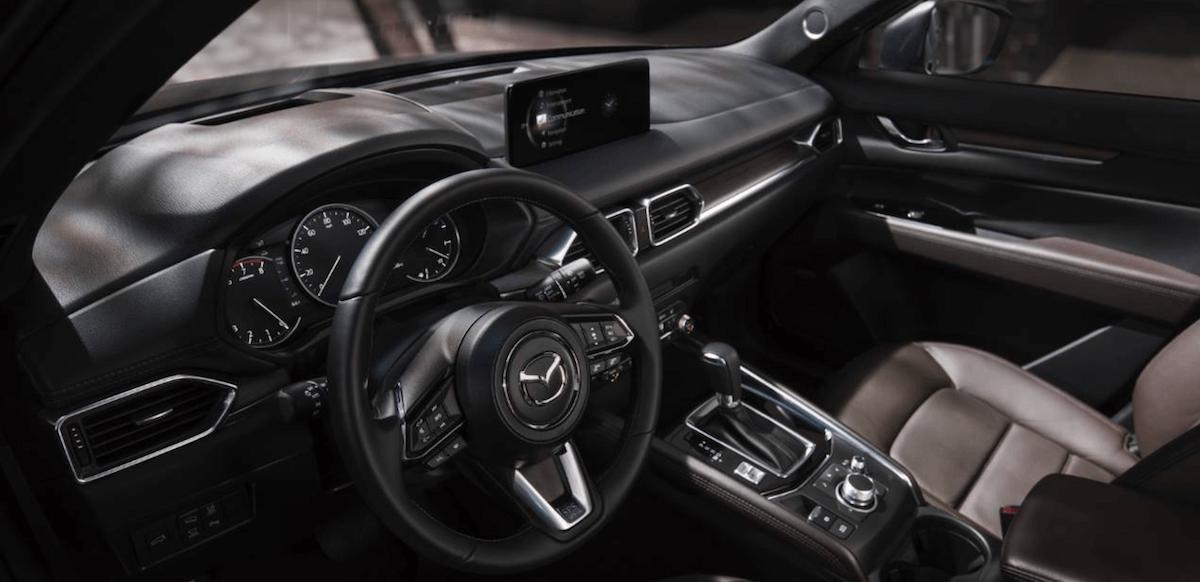 2021 MAZDA CX-5 Interior Dashboard Banner