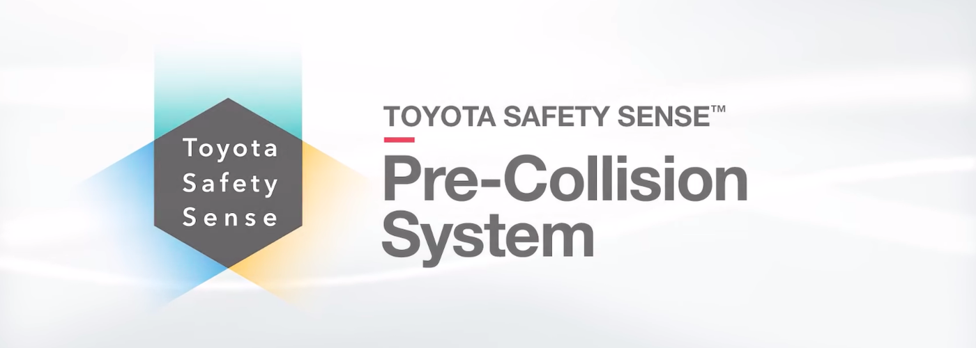 how does the toyota pre collision system work toyota safety sense toyota pre collision system