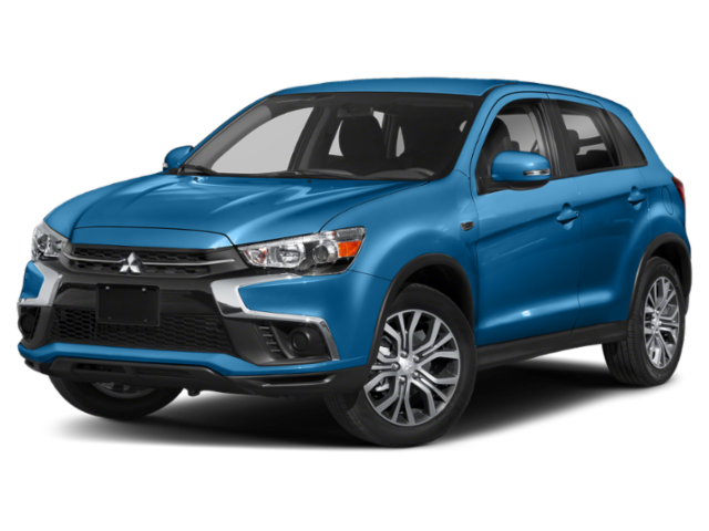 Blue 2019 Mitsubishi Outlander Sport