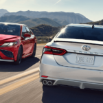 2021 Toyota Camry MPG Ratings