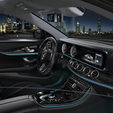 2018 Mercedes-Benz E-300 Sedan Interior