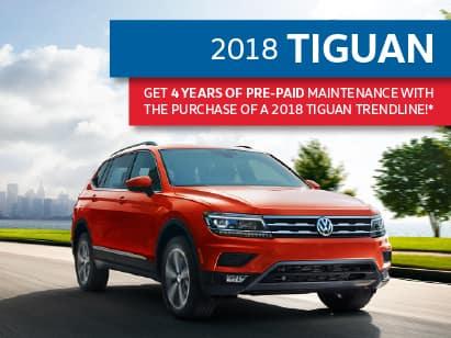 2018 Tiguan Trendline