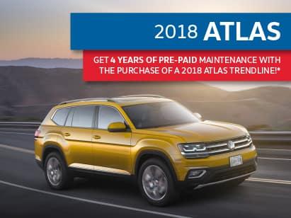 2018 Atlas Trendline