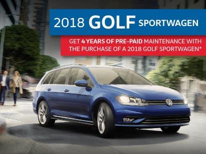 2018 Golf SportWagen Trendline 1.8T FWD