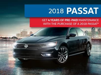 2018 Passat Trendline+ 2.0T