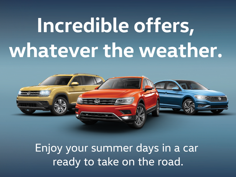 Incredible Offers at St. Catharines Volkswagen