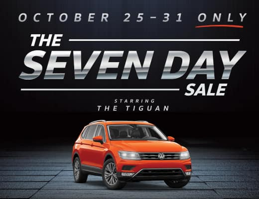 The Seven Day Sale