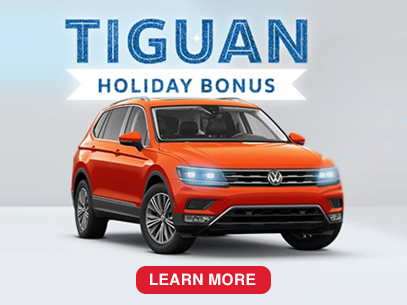 Tiguan Holiday Event