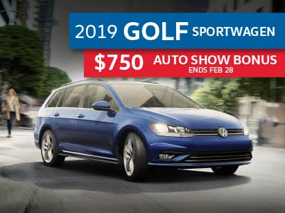 2019 Golf SportWagen Comfortline 1.4T FWD