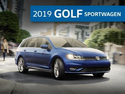 2019 Golf SportWagen