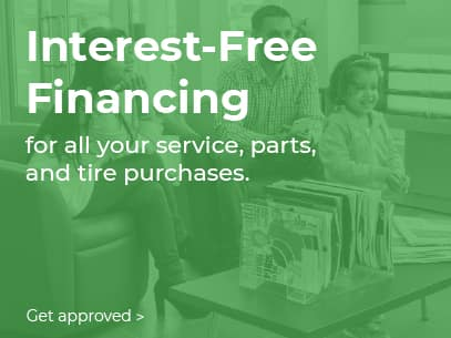 Interest-Free Financing