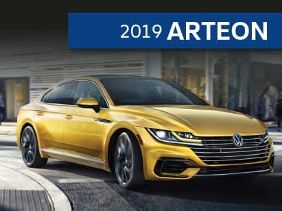 2019 Arteon Execline