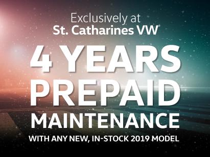 4-Year Prepaid Maintenance