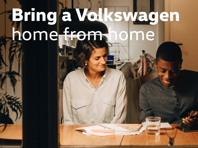 Bring A Volkswagen Home From Home