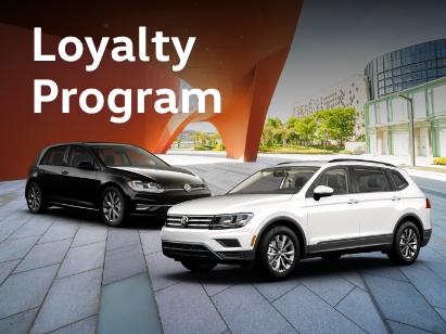 Spring VW Loyalty Offer