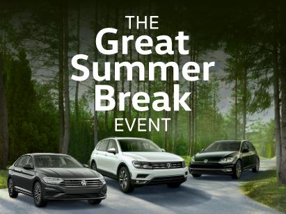 The Great Summer Break Event