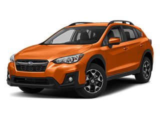 2018 Subaru Crosstrek Angled