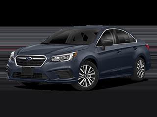 2018 Subaru Legacy Angled