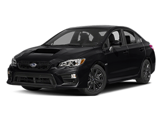 2018 Subaru WRX Angled