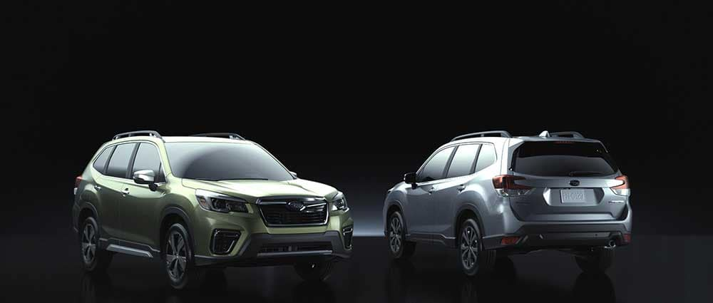 All New 2019 Subaru Forester Makes Global Debut At New York
