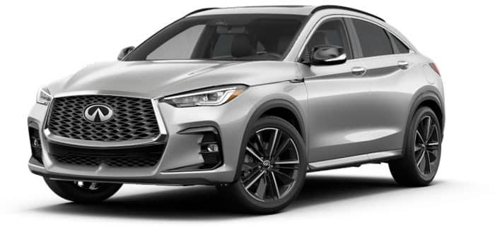 2022 INFINITI QX55 LUXE AWD
