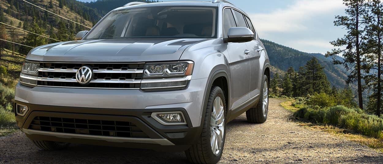 2018 Volkswagen Atlas Silver