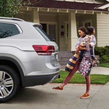 2018 Volkswagen Atlas Liftgate