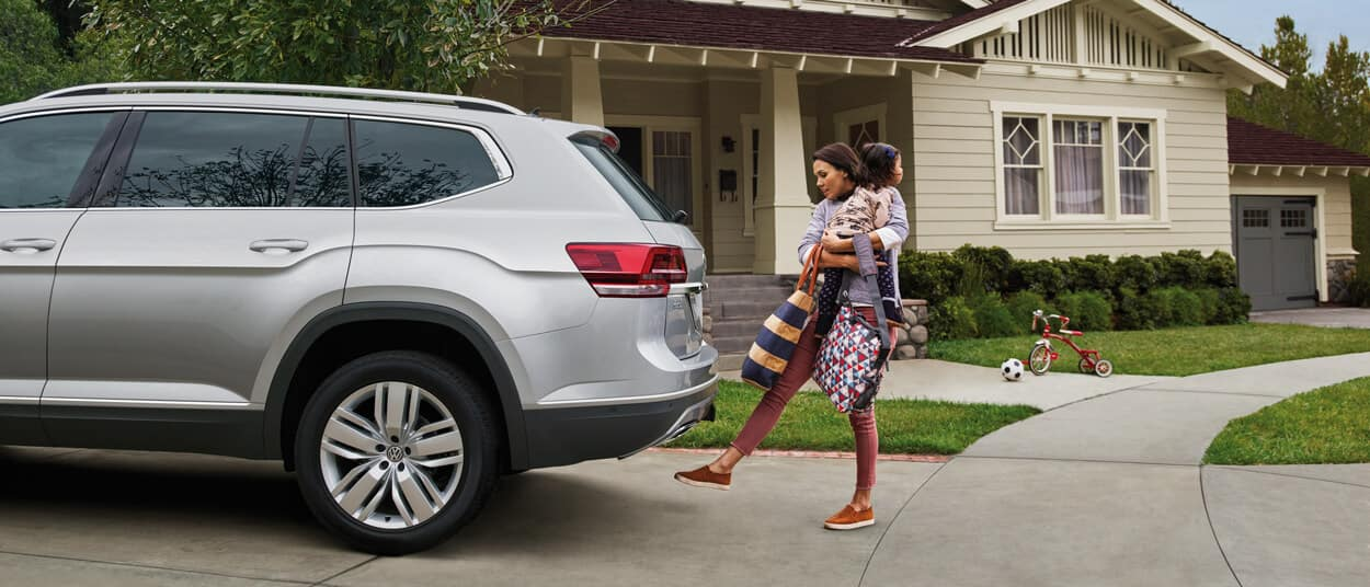 2018 Volkswagen Atlas Liftgate