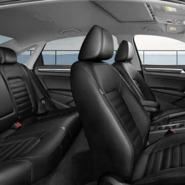 2018 Volkswagen Passat Seats
