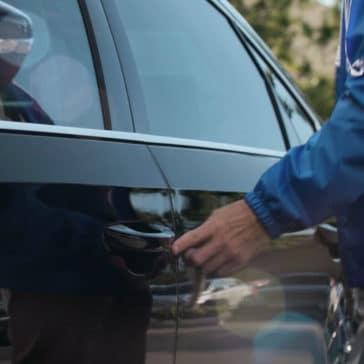 2018 Volkswagen Passat Keyless Entry