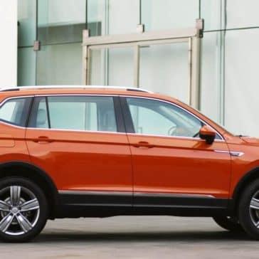 2018 Volkswagen Tiguan Side