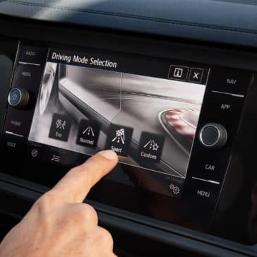2019 Volkswagen Jetta Touchscreen