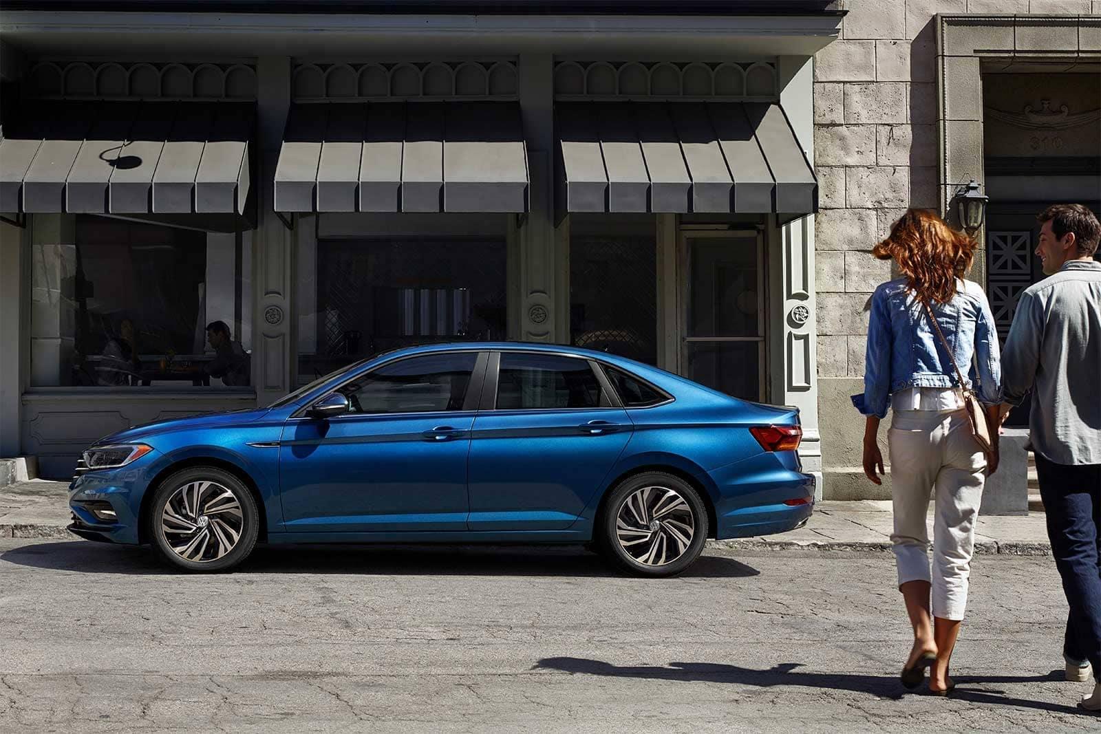 2019 Volkswagen Jetta Parked