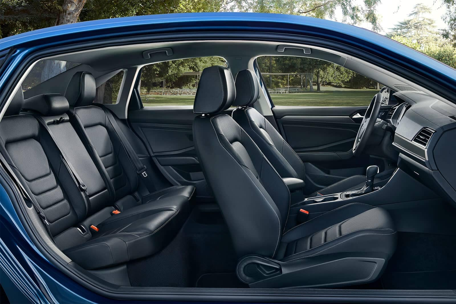 2019 Volkswagen Jetta Seating