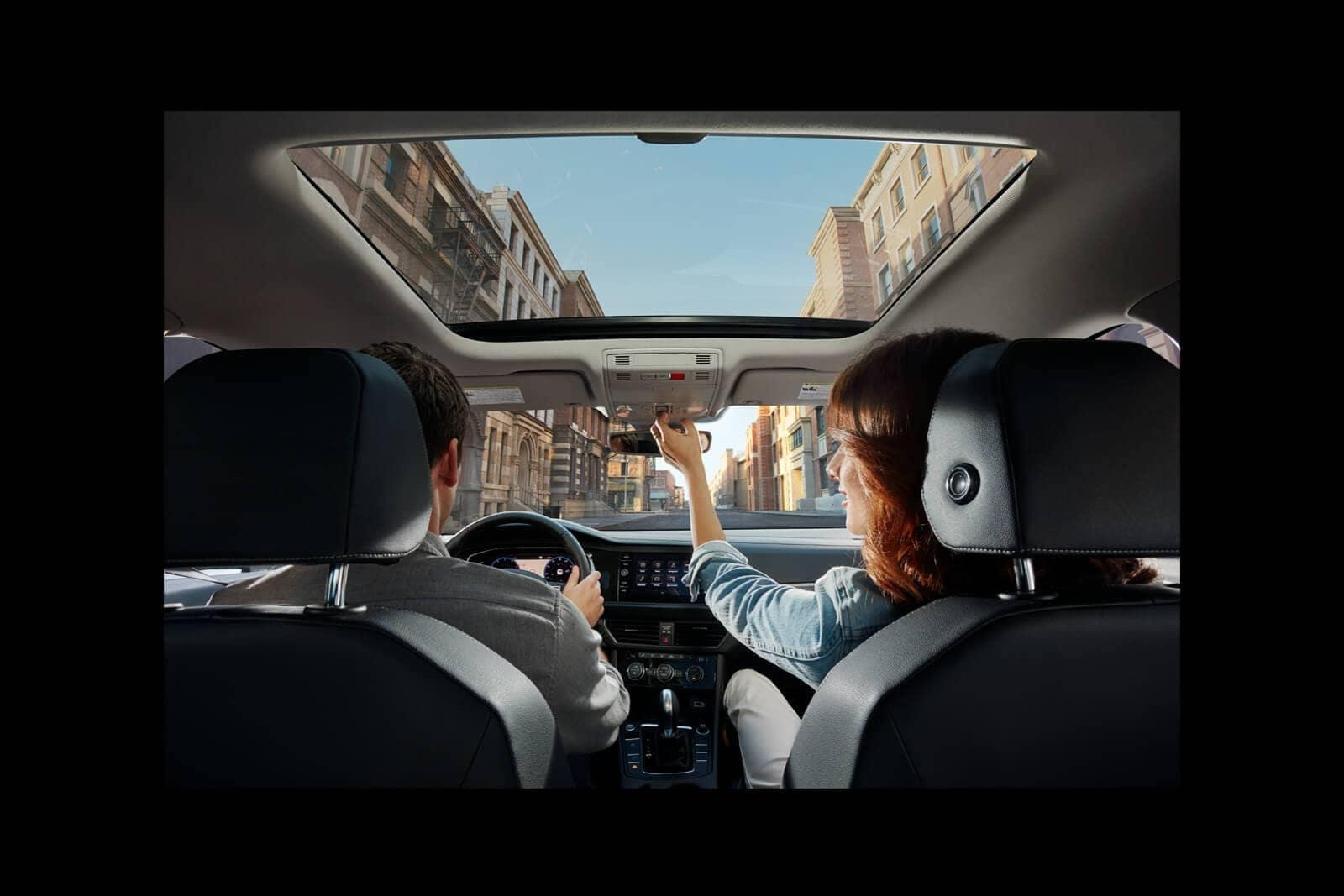 2019 Volkswagen Jetta Passengers
