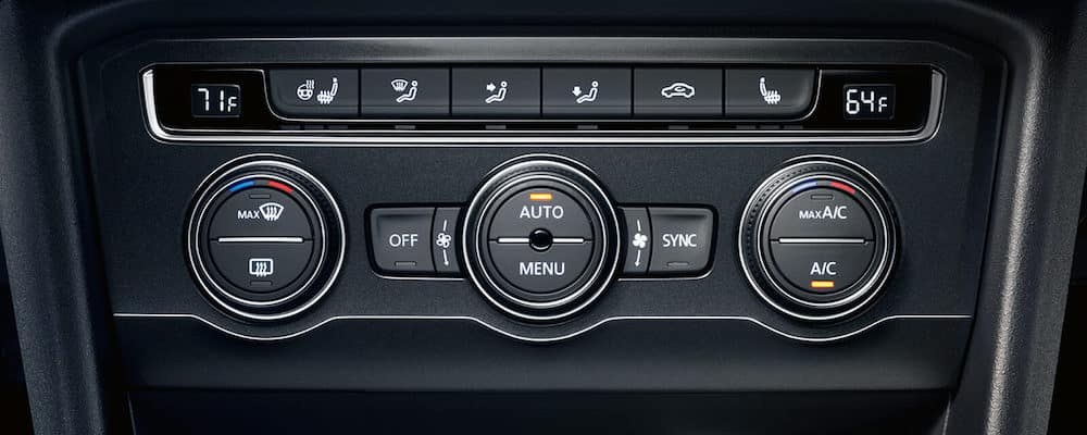 dual-zone climate control system