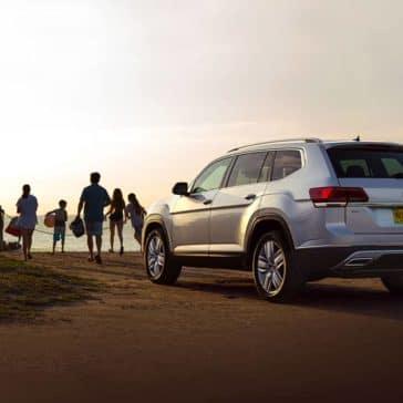 2019 VW Atlas Rear