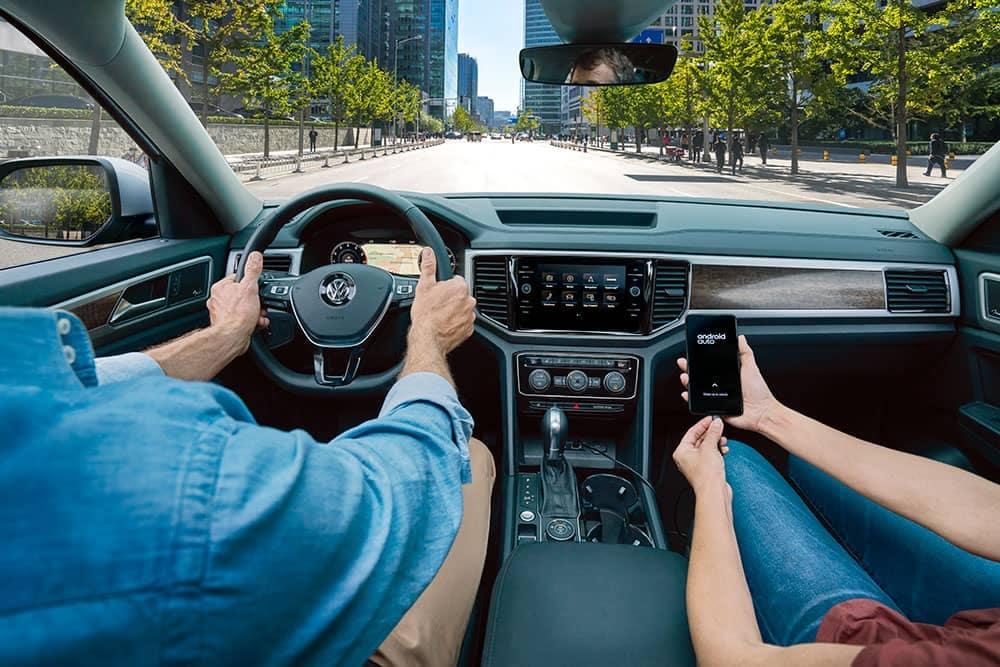 2019 VW Atlas Passengers