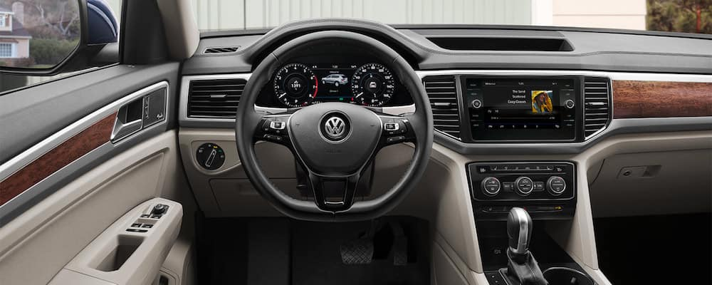 2019 atlas front interior