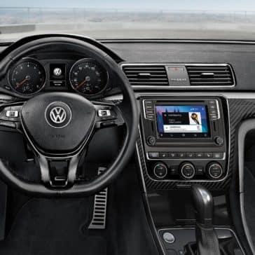 2019 VW Passat Dash