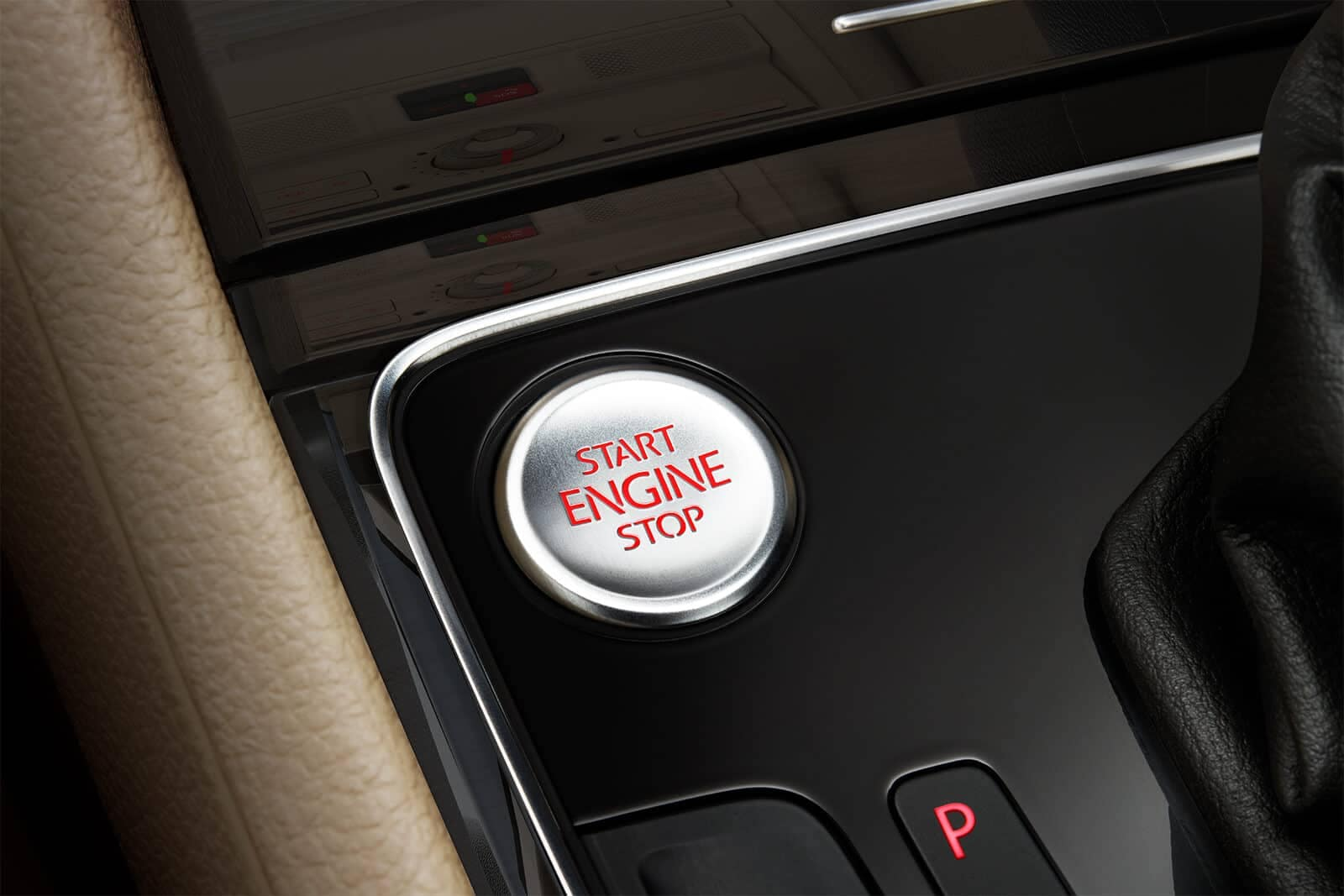 2019 VW Passat Push Button Start