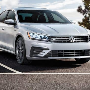 2019 VW Passat Parked