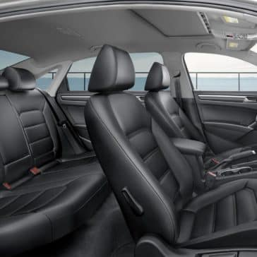 2019 VW Passat Seating