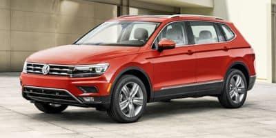 New 2019 Volkswagen Tiguan SE Front Wheel Drive Sport/Utility
