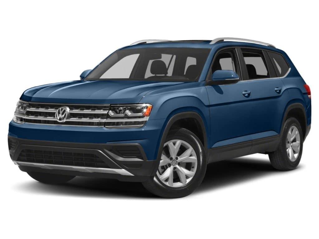 New 2019 Volkswagen Atlas 3.6L
