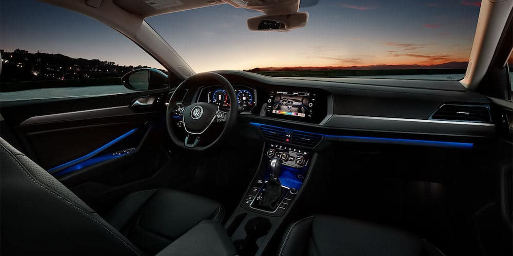 2019 jetta interior and dash