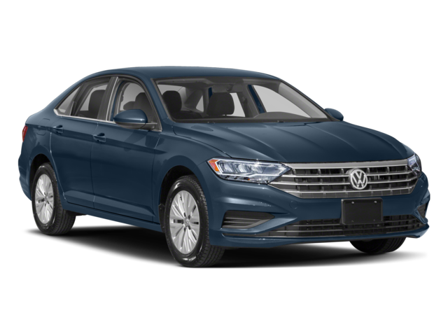 blue 2019 vw jetta