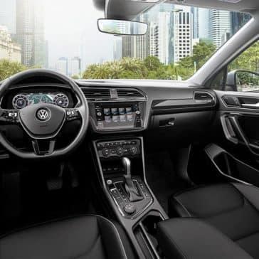 2019 Volkswagen Tiguan Dash